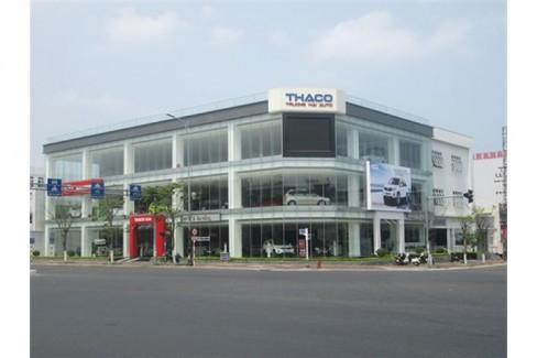 Showroom - Gara Trường Hải Đà Nẵng
