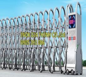 Cổng xếp tự động - Model: 104-A