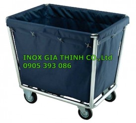 Xe thu gom đồ giặt là C-104