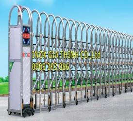 Cổng xếp tự động - Model: 119