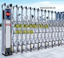 Cổng xếp tự động - Model: 137-H