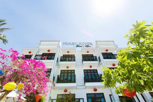 Pearl River Hotel 3* THÀNH PHỐ HỘI AN