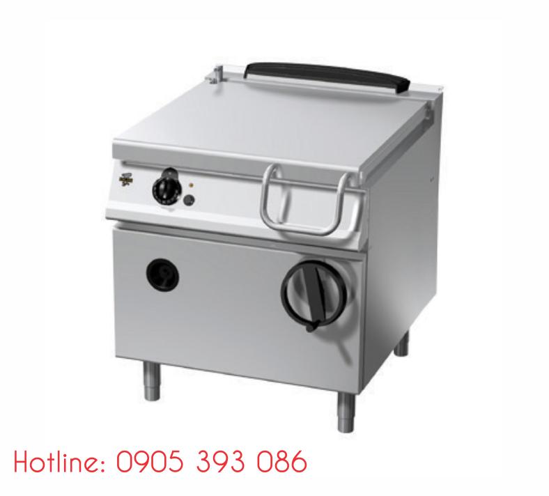 Bếp rán nhúng bằng gas