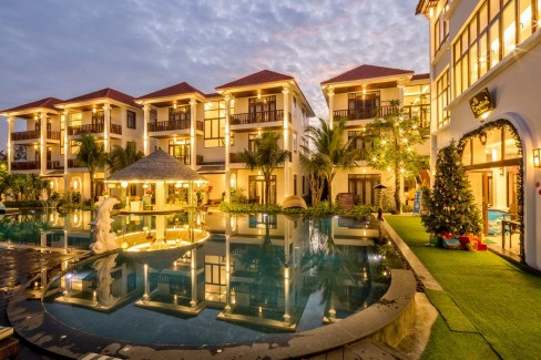 Hoi An Emotion Boutique Hotel 4*