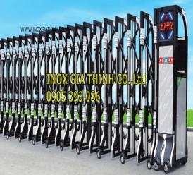 Cổng xếp tự động - Model: 145-H