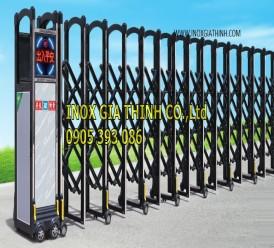 Cổng xếp tự động - Model: 137-Y