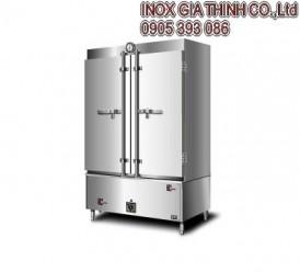 Tủ hấp cơm 120 kg dùng gas